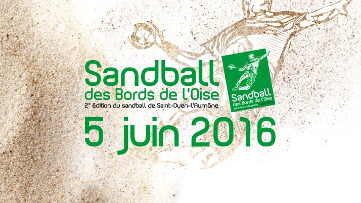 Le Sandball des Bords de L'Oise revient en 2016 !