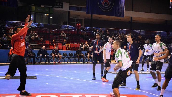 Le PSG domine Saint-Ouen-l'Aumône