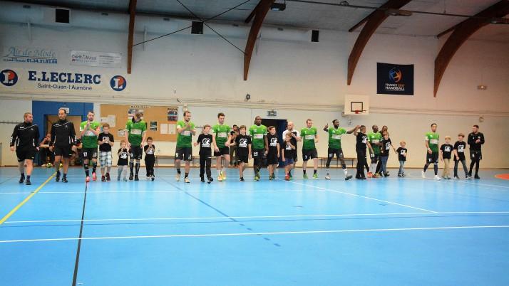 Championnat de France N2: ASSOA Handball 38 – 29 Caen HB