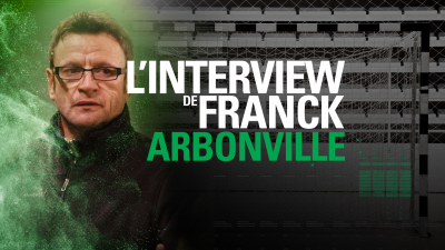 Franck Arbonville au micro de Radio RGB