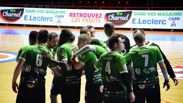 Les jaguars de Saint-Ouen-l'Aumône (2e) reçoivent Saint-Nazaire (3e)
