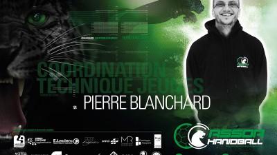 À LA RENCONTRE DE… Pierre Blanchard, coordinateur technique jeunes